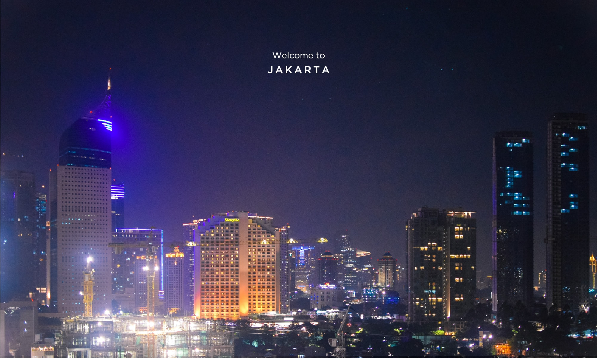 Kamarupa Design Group's tribute to Jakarta