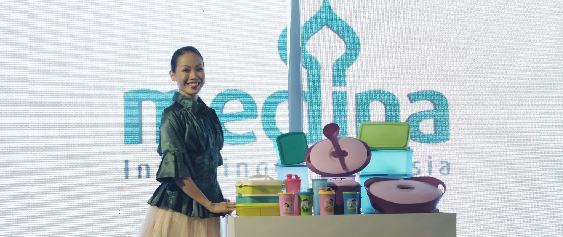 Medina Product Launching - Ceremonial dance