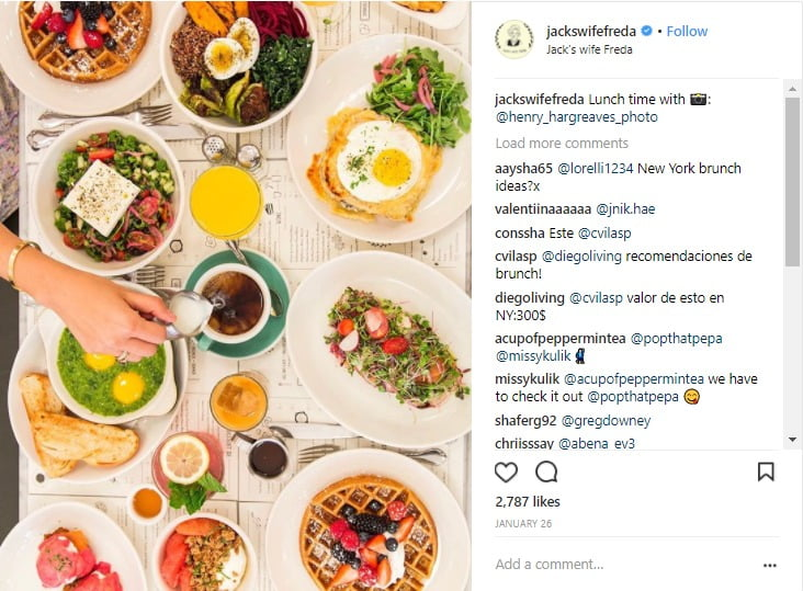 How to make the most foodie instagram trend infographic blog for other restaurant owners instagram is a novel way to ensure quality control dean jankelowitz co founder of jacks wife freda told grubstreet forumfinder Image collections