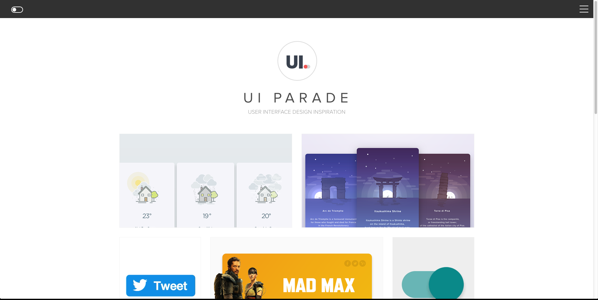 10 useful websites to boost your design career blog kamarupa are you planning on pursuing a career in the ui ux design this might be a good website to start ui parade is an a to z resource for user interface design