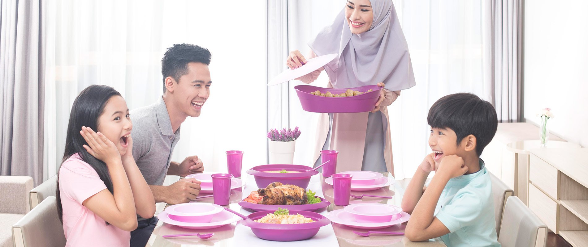 A good day for us and Indonesian families: Medina's brand launching