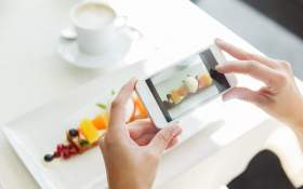 Foodie Instagram Trend: Make the Most Out of It! [INFOGRAPHIC]