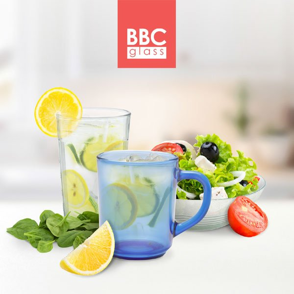 BBC Glass Collateral